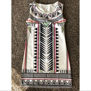 Dresses & Skirts - Geometric/Aztec design dress